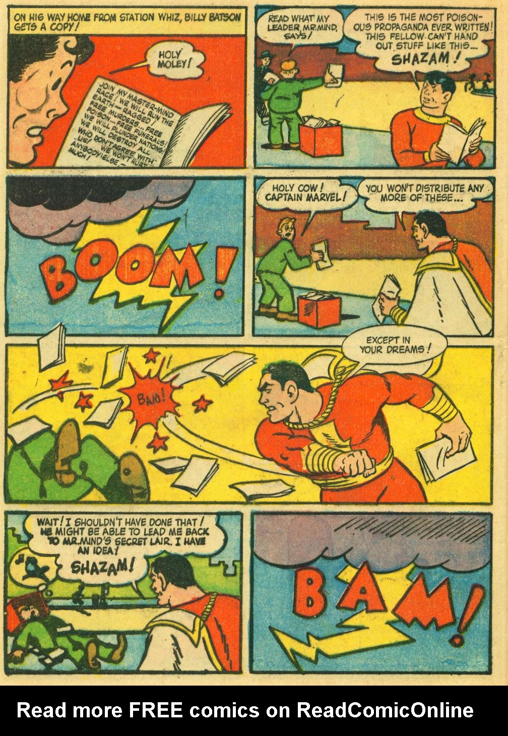 Captain Marvel Adventures issue 41 - Page 44