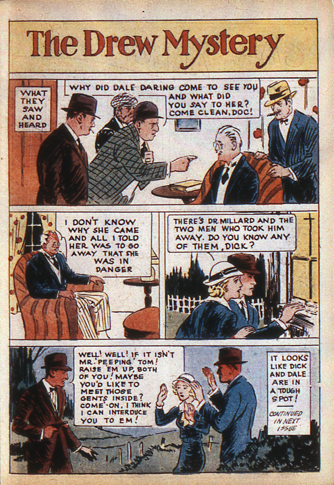 Read online Adventure Comics (1938) comic -  Issue #6 - 16