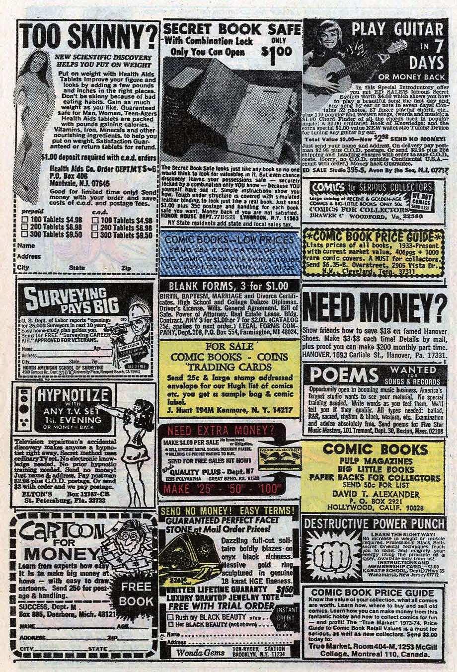 Uncanny X-Men (1963) 86 Page 25