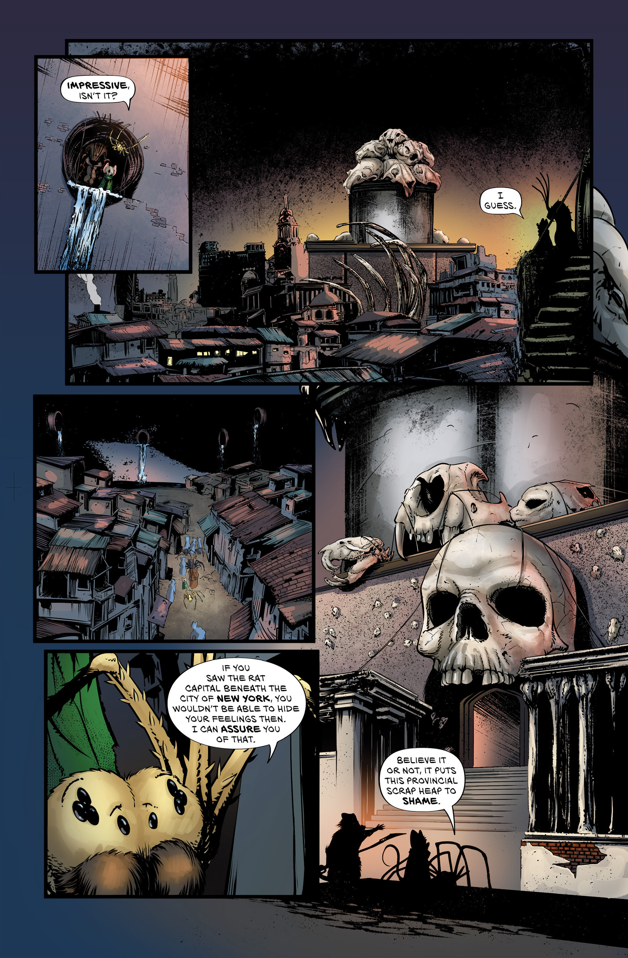 Read online Wretched Things comic -  Issue #3 - 9