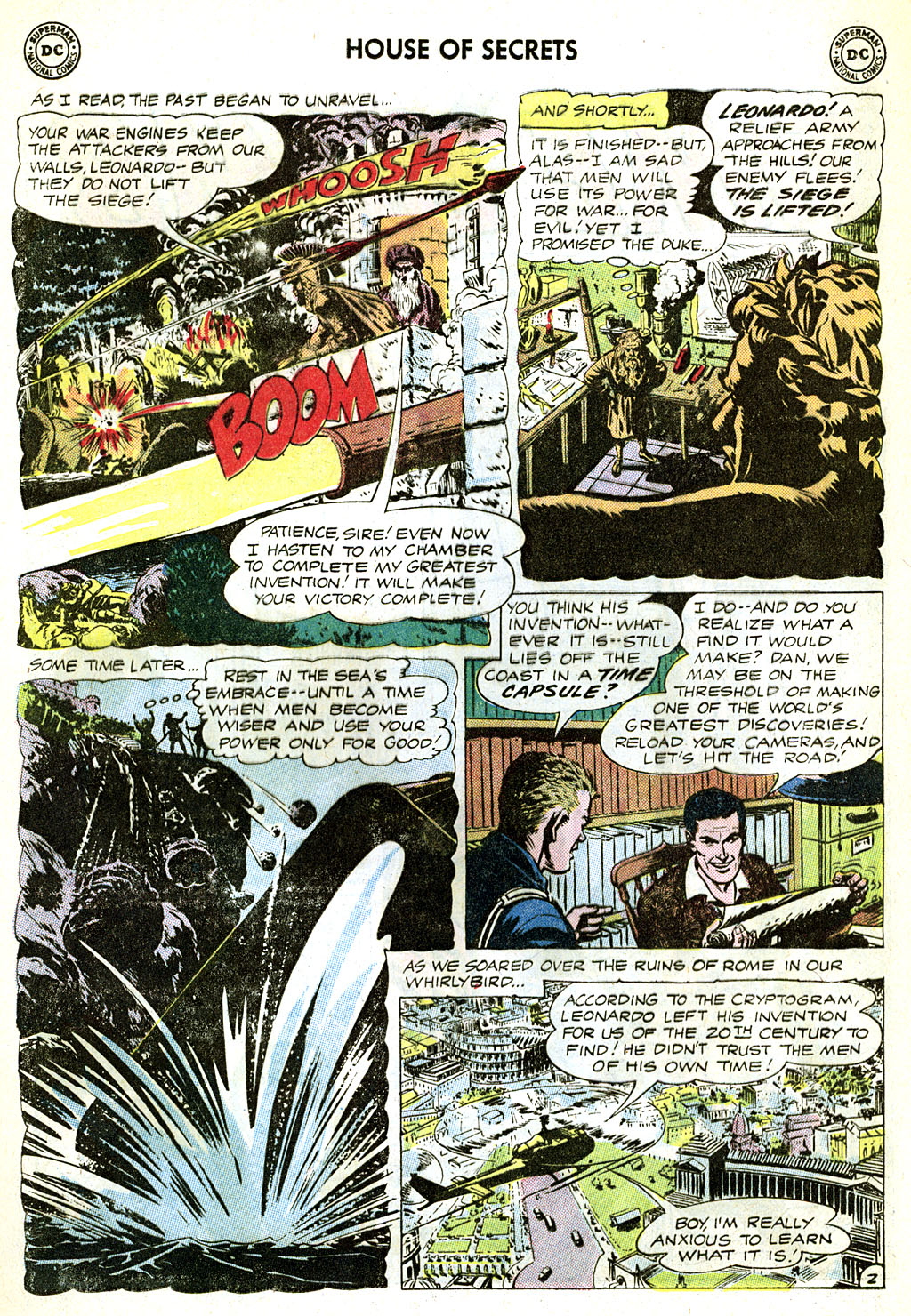 House of Secrets (1956) issue 58 - Page 20