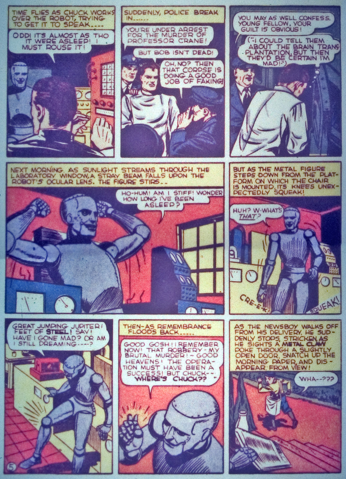 Star Spangled Comics (1941) issue 7 - Page 36