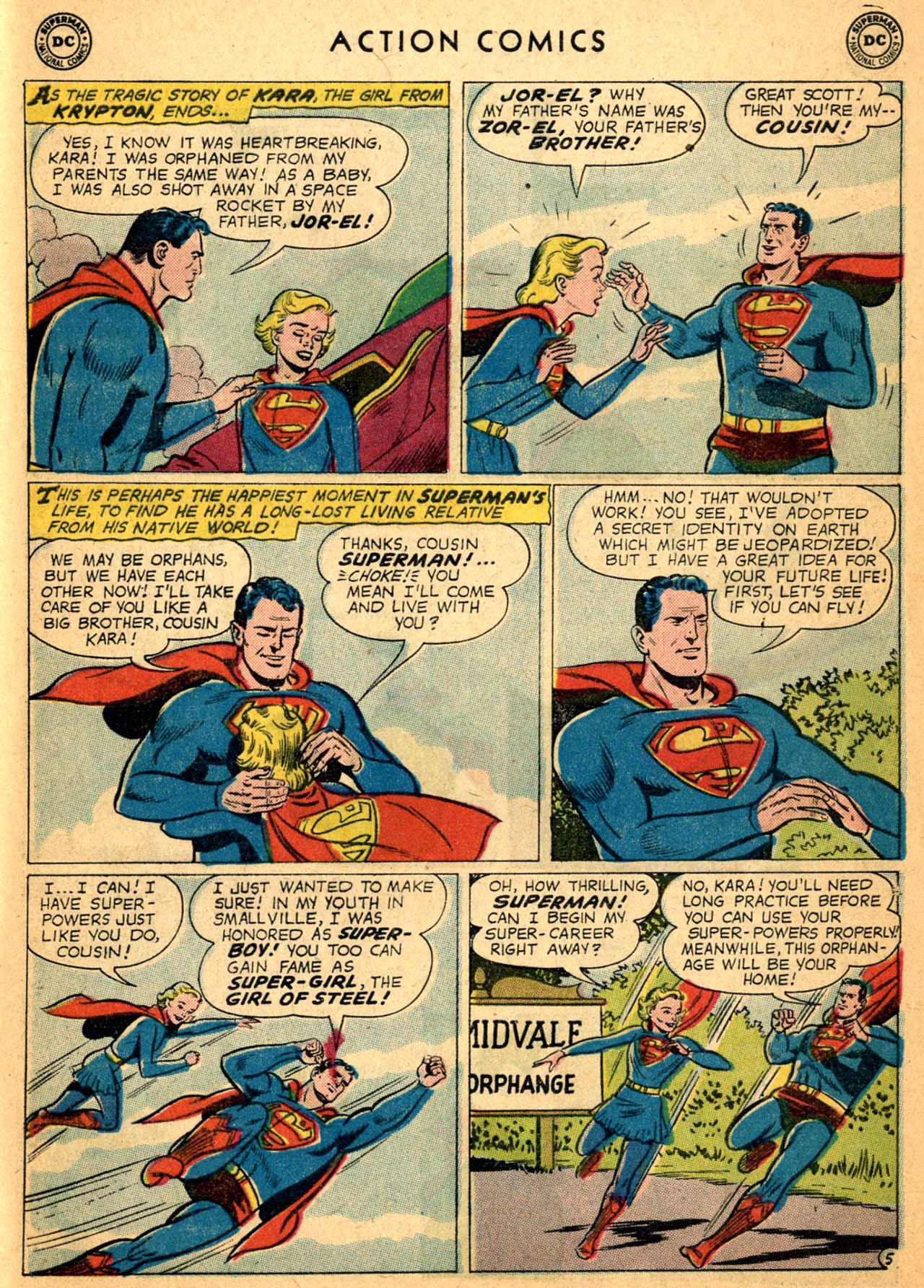 Read online Action Comics (1938) comic -  Issue #252 - 29