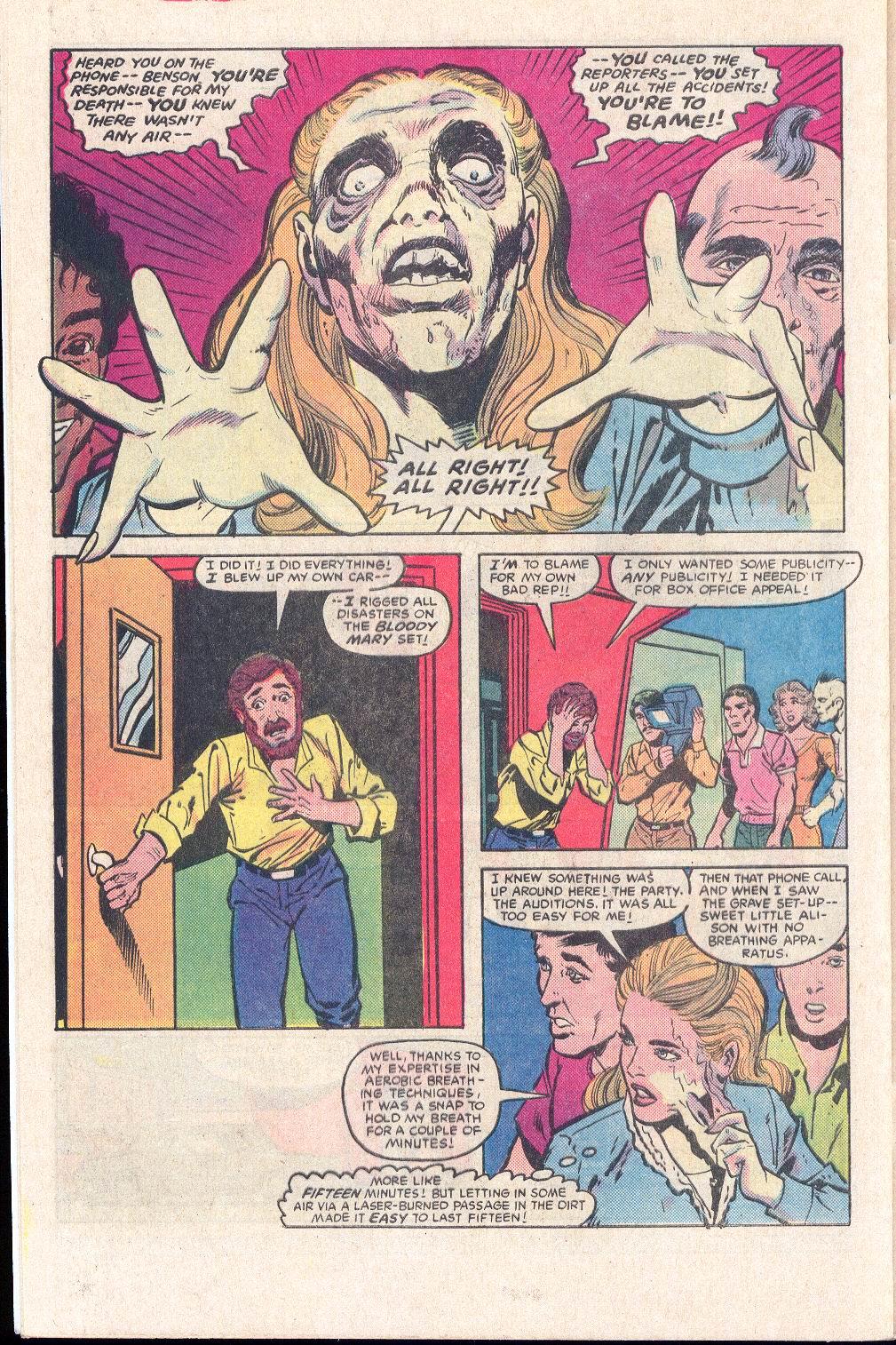 Dazzler (1981) 33 Page 23