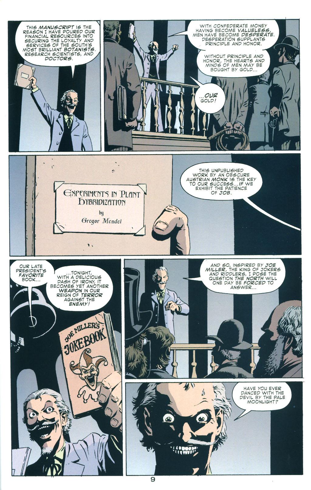 Read online Batman: Detective #27 comic -  Issue #27 TPB - 15