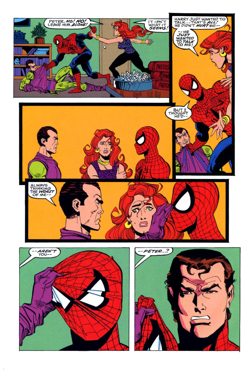 Amazing Spider-Man Family Issue #3 #3 - English 69