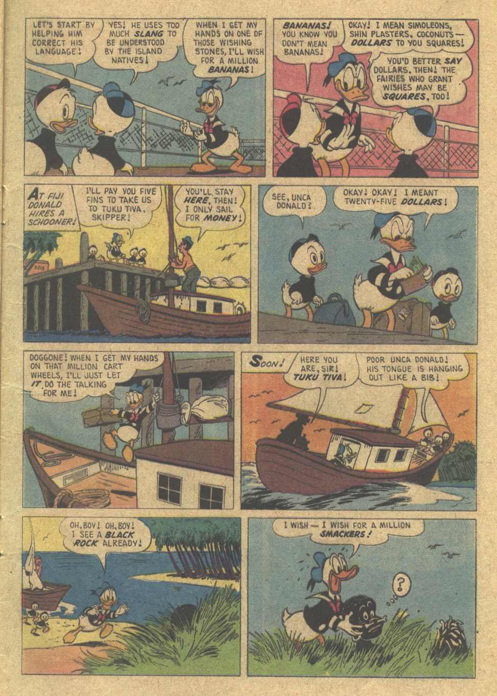 Walt Disney's Comics and Stories issue 380 - Page 9