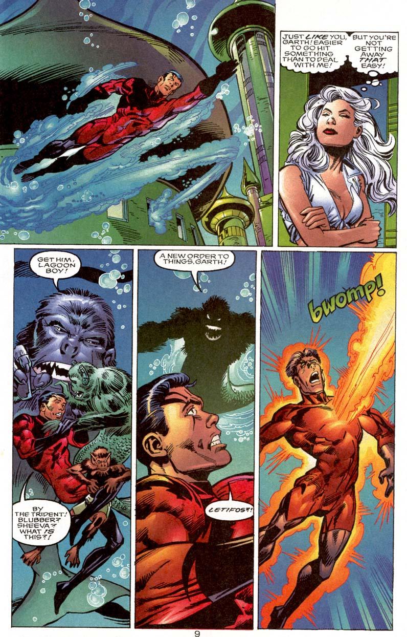 Read online Aquaman (1994) comic -  Issue #Aquaman (1994) _Annual 5 - 10