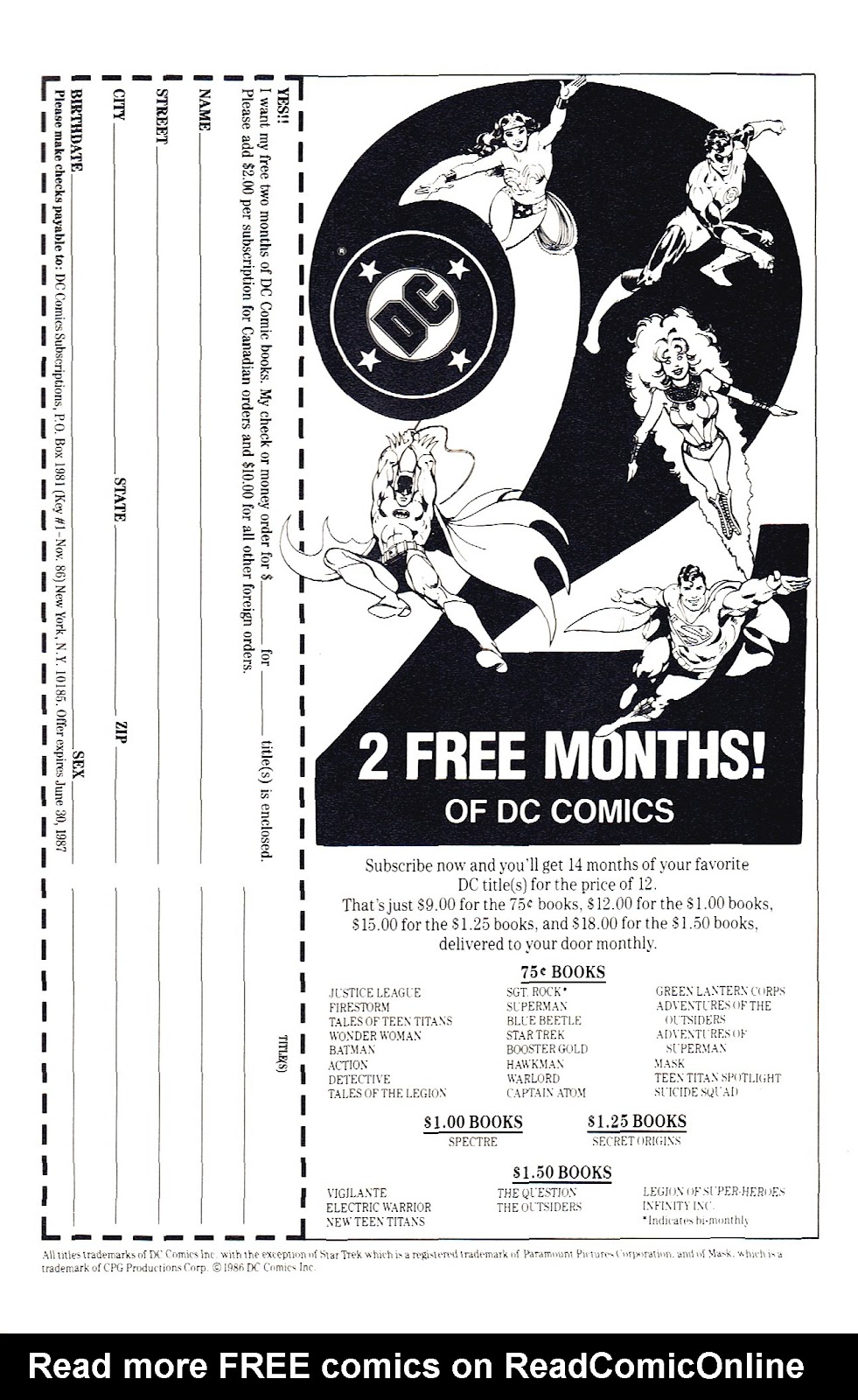 Infinity Inc. (1984) issue 39 - Page 35