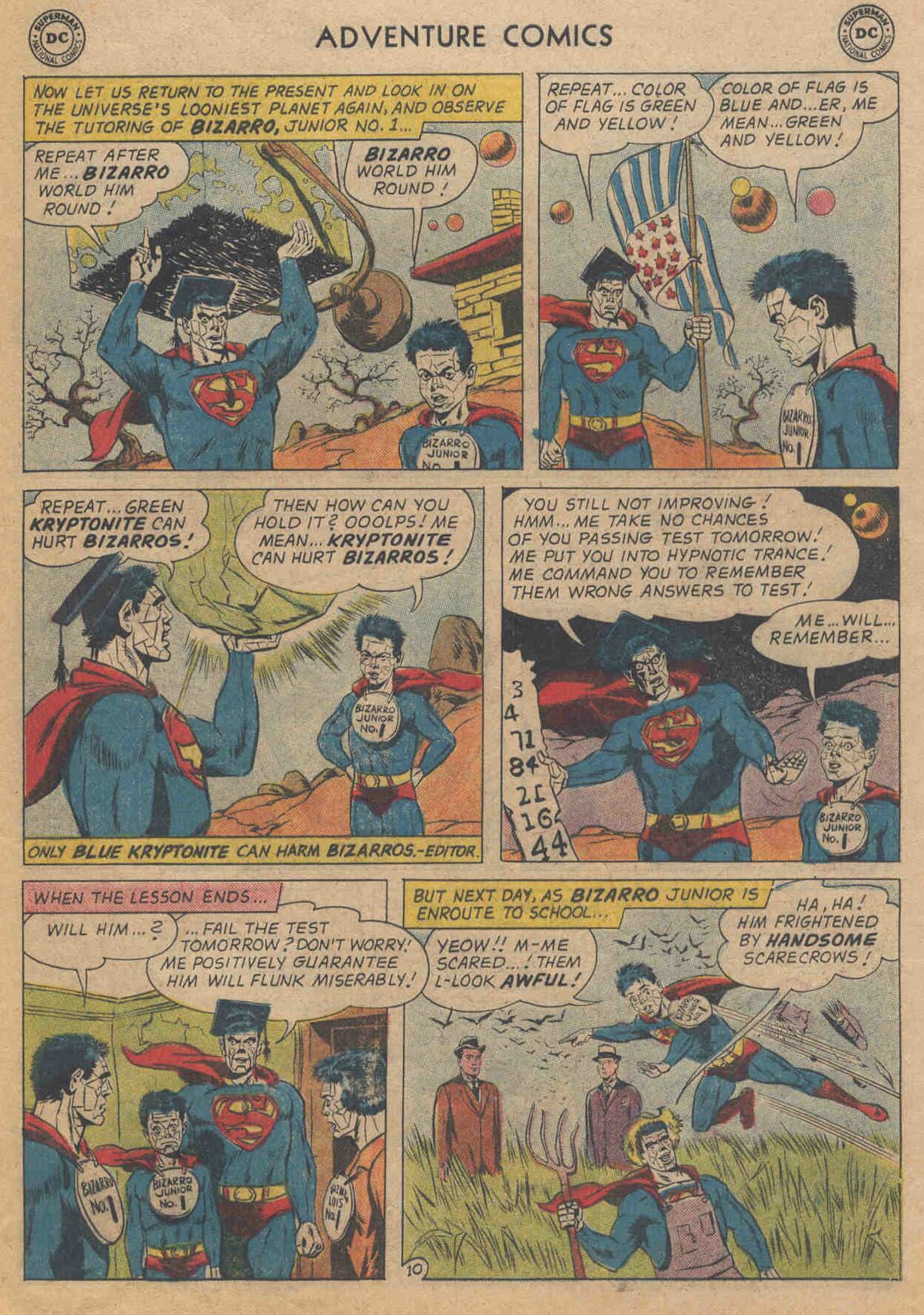 Read online Adventure Comics (1938) comic -  Issue #285 - 29