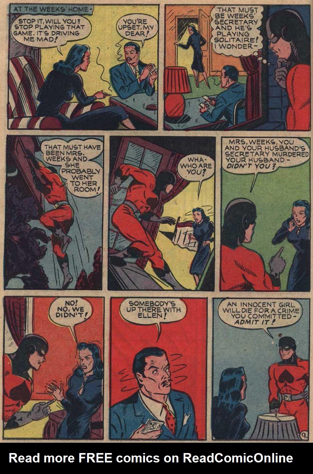 Zip Comics 25 Page 27