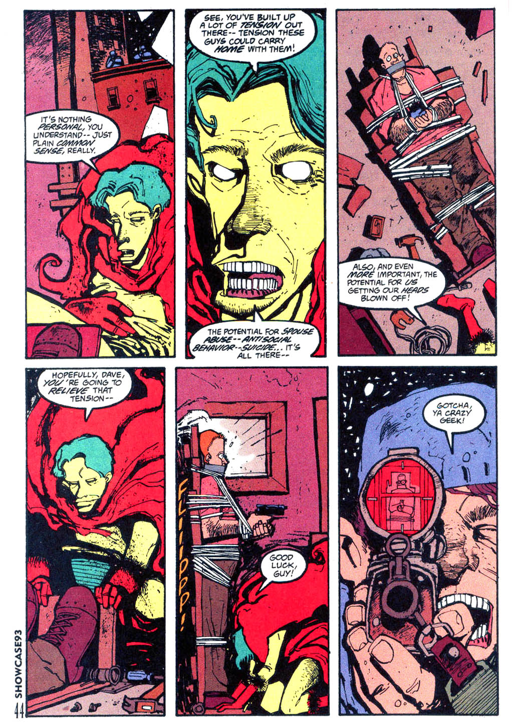Read online Showcase '93 comic -  Issue #12 - 38