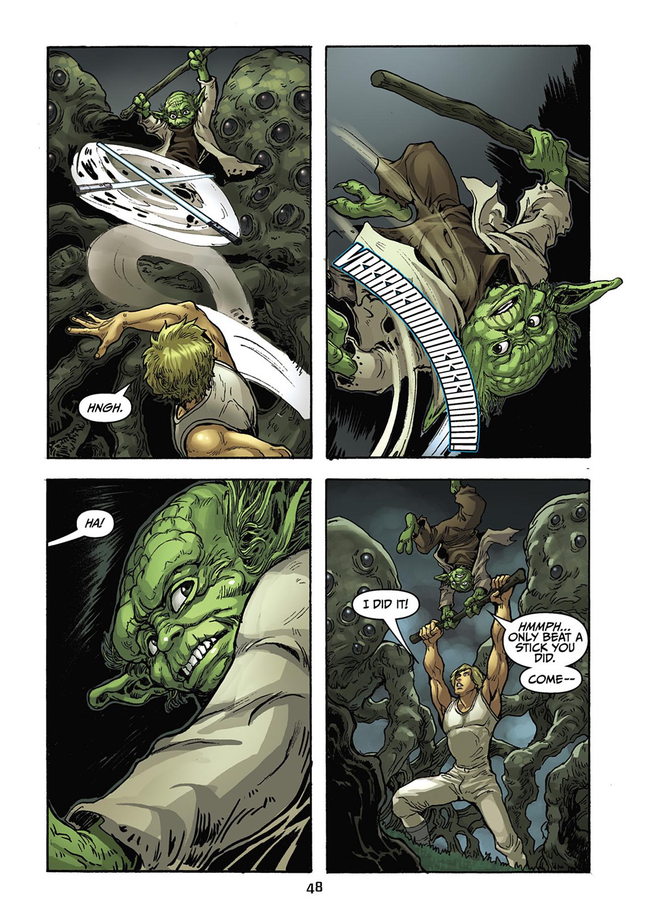 Read online Star Wars Omnibus comic -  Issue # Vol. 33 - 210
