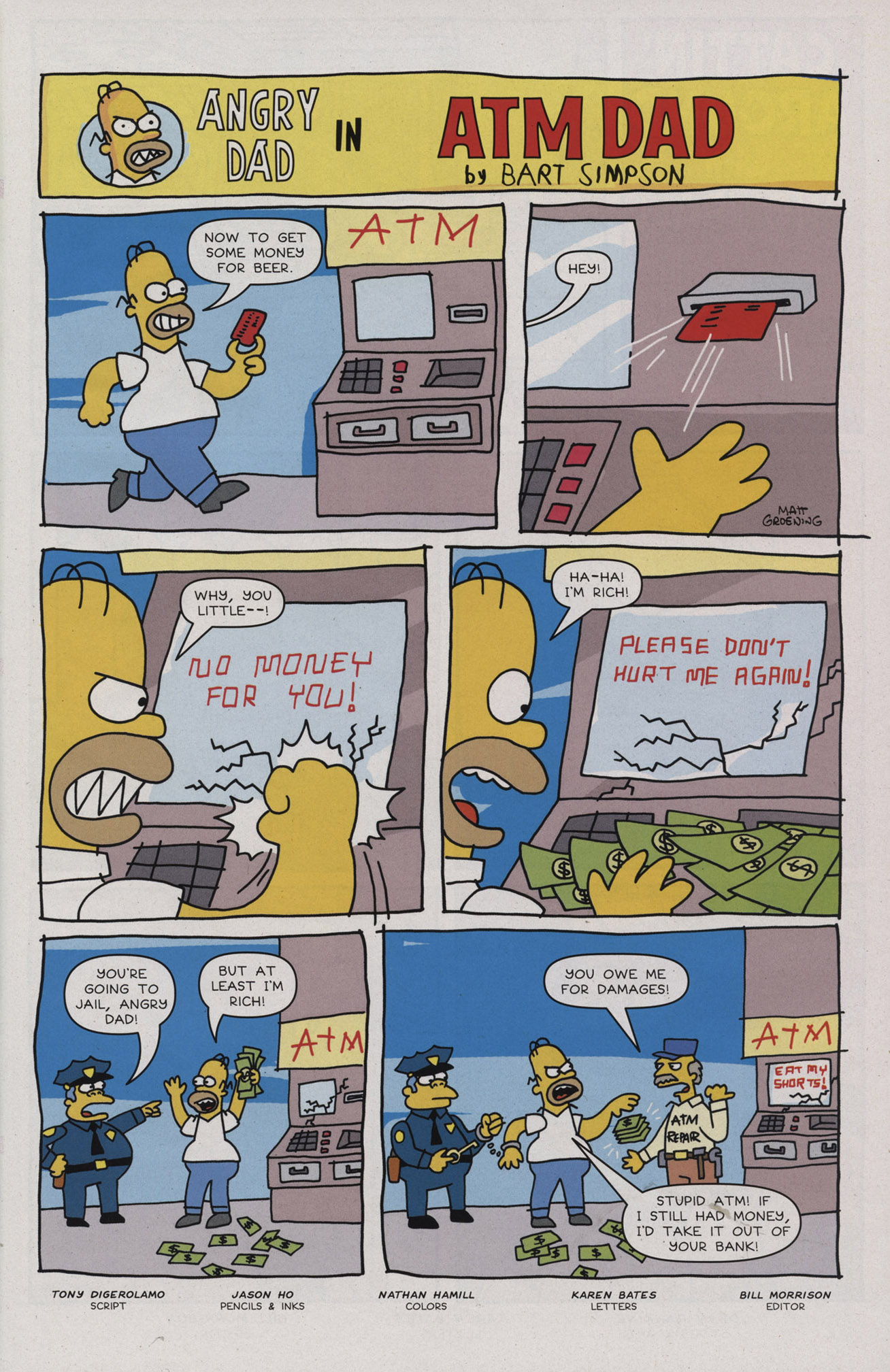 Read online Simpsons Comics comic -  Issue #183 - 29