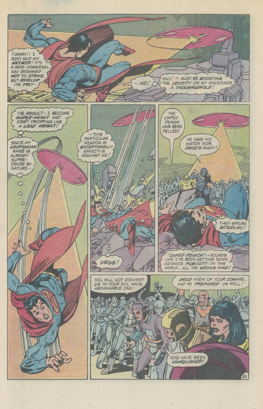 Read online Superman Special (1983) comic -  Issue #2 - 25