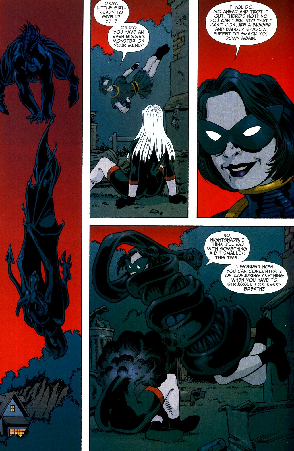 Read online Shadowpact comic -  Issue #2 - 13