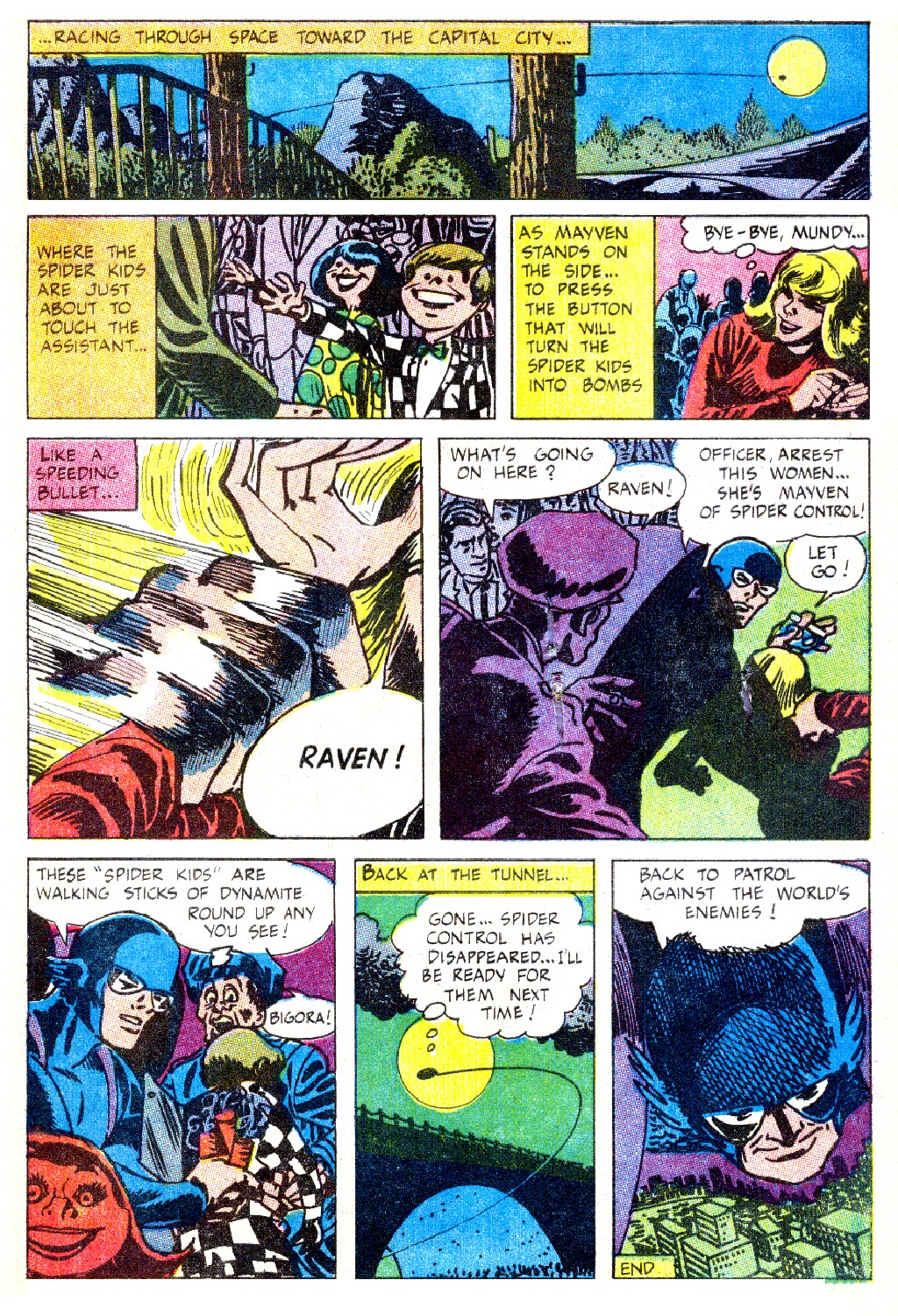 T.H.U.N.D.E.R. Agents (1965) issue 9 - Page 65