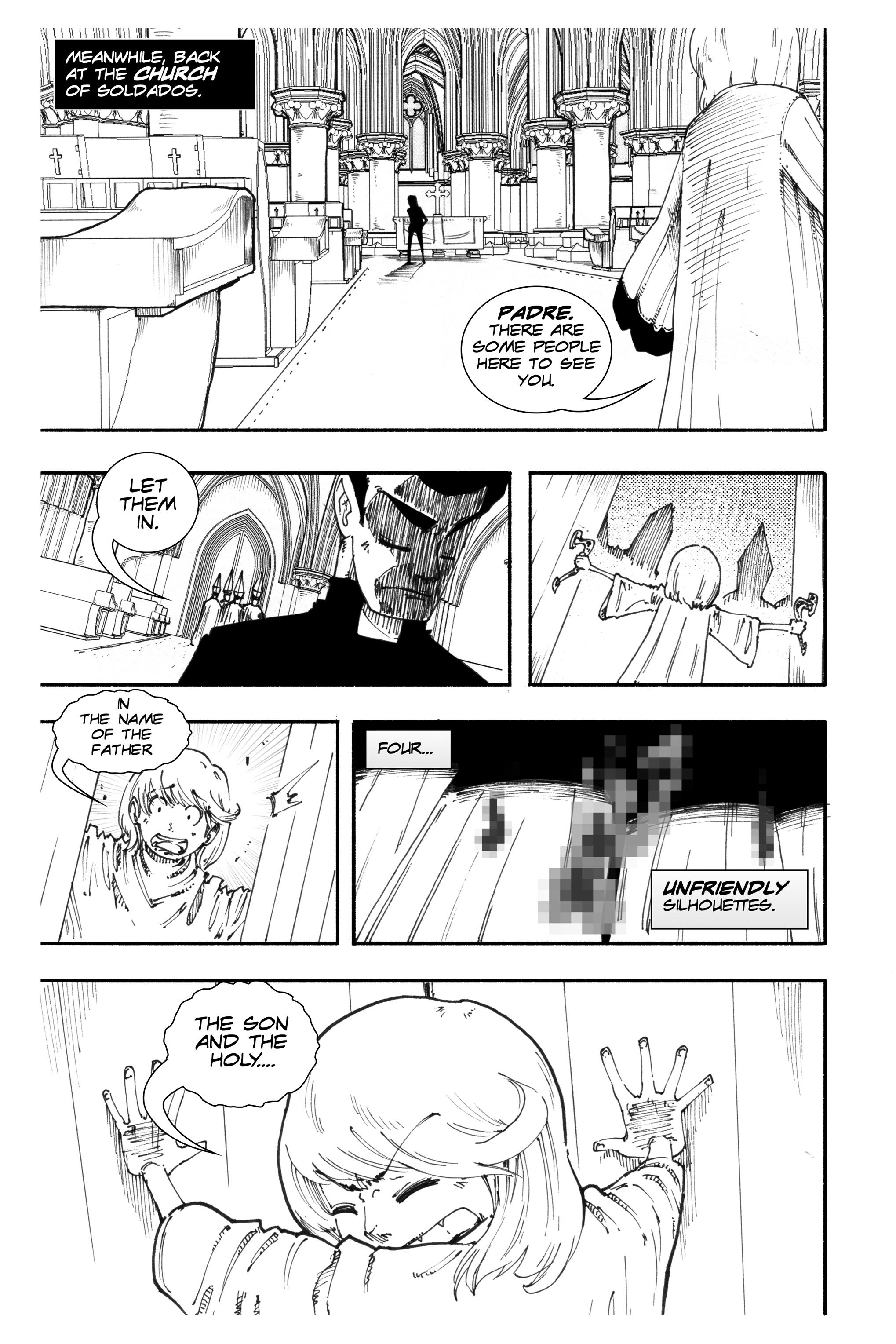 Read online Silvertongue 30xx Vol. 3 comic -  Issue # Full - 40