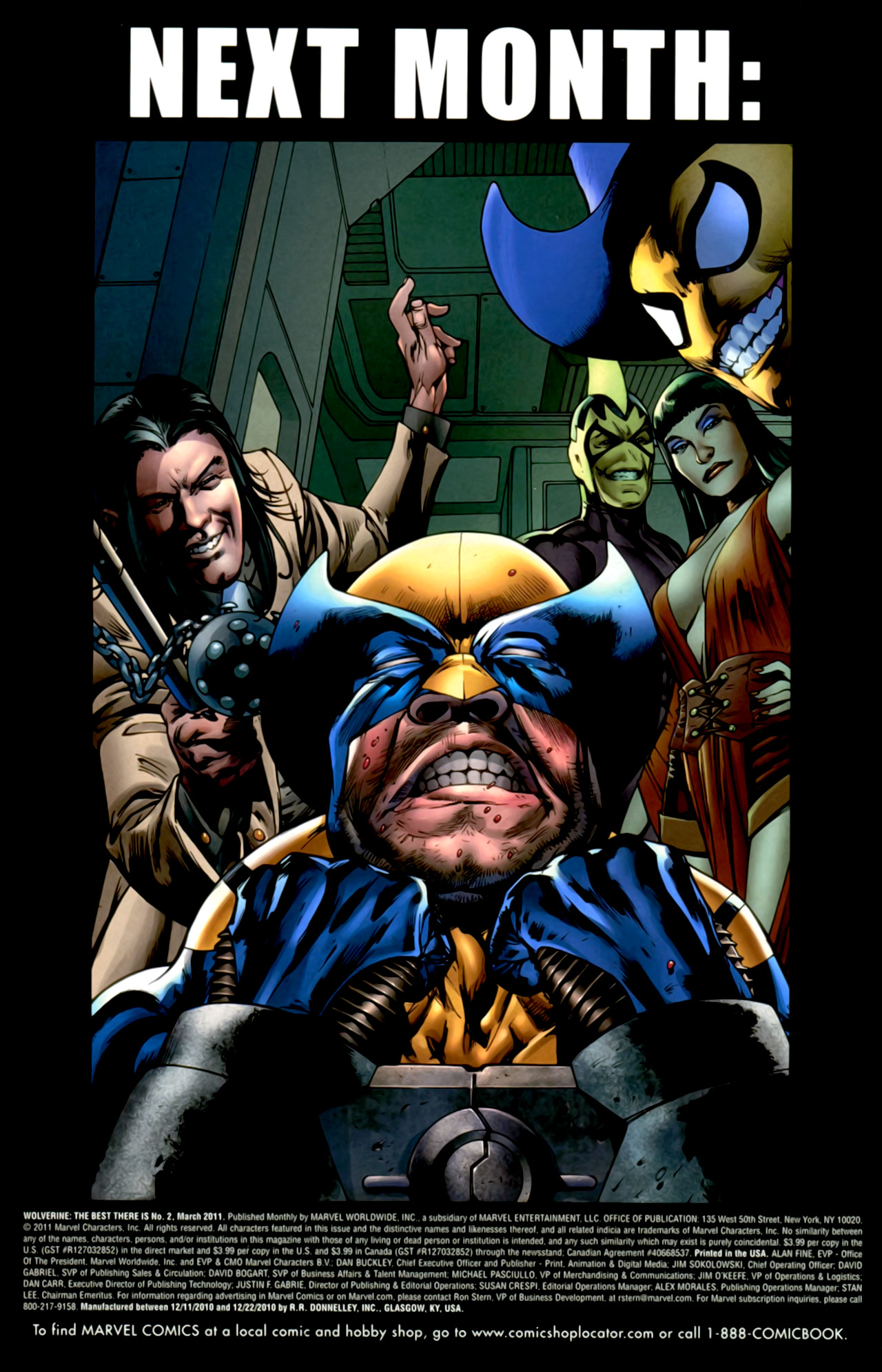 Read online Wolverine: The Best There Is comic -  Issue #2 - 25