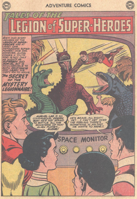 Read online Adventure Comics (1938) comic -  Issue #305 - 17
