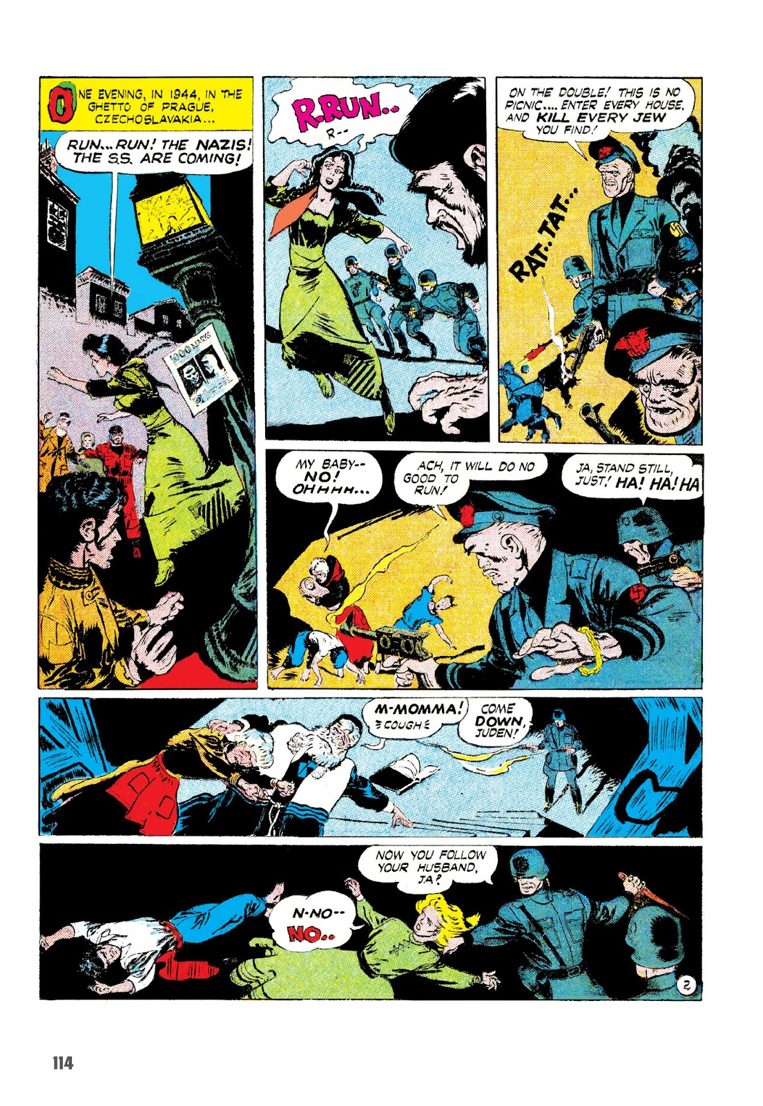 Read online The Joe Kubert Archives comic -  Issue # TPB (Part 2) - 25
