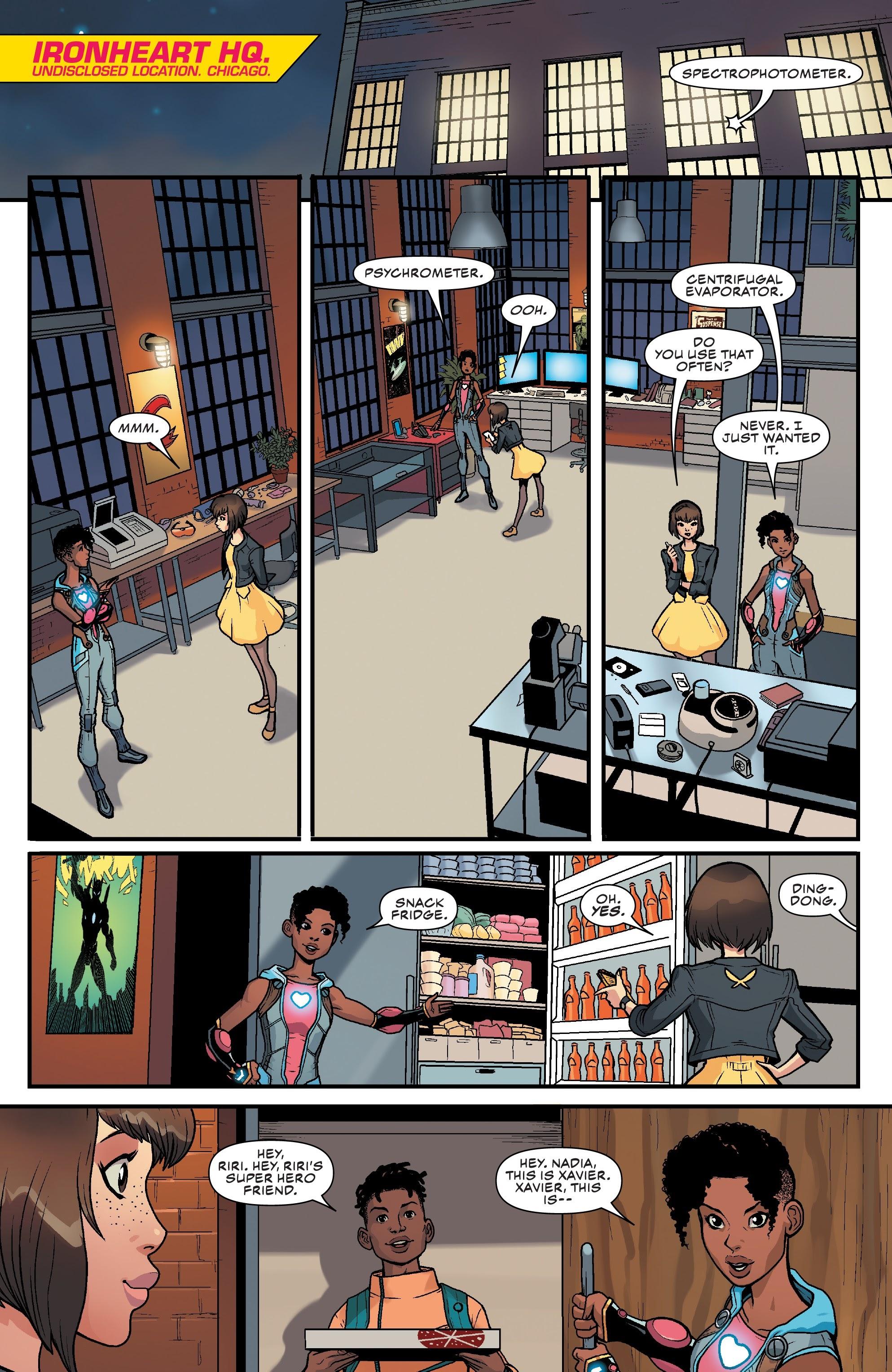 Ironheart 7 Page 2