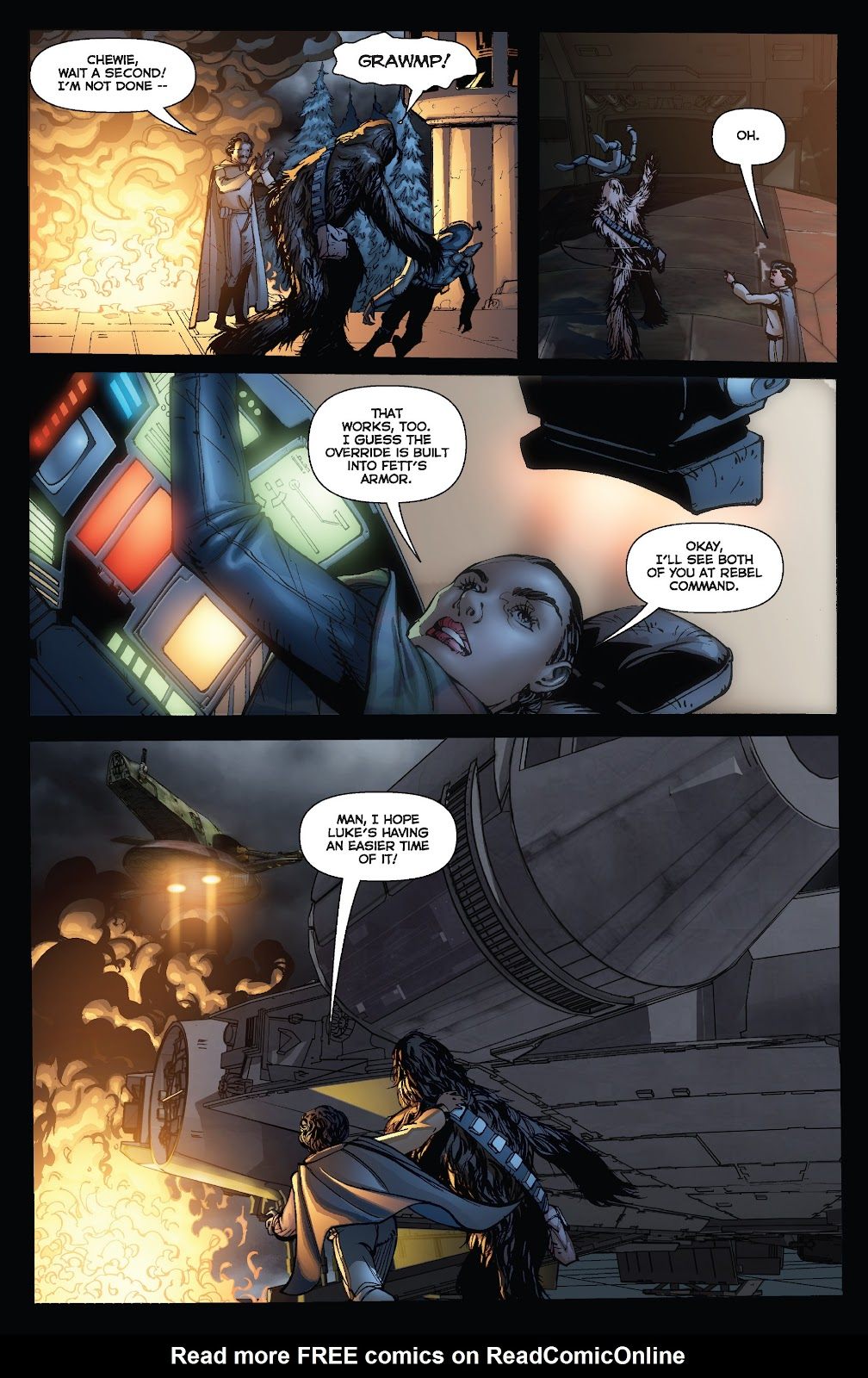 Read online Star Wars Legends: Infinities - Epic Collection comic -  Issue # TPB (Part 3) - 41