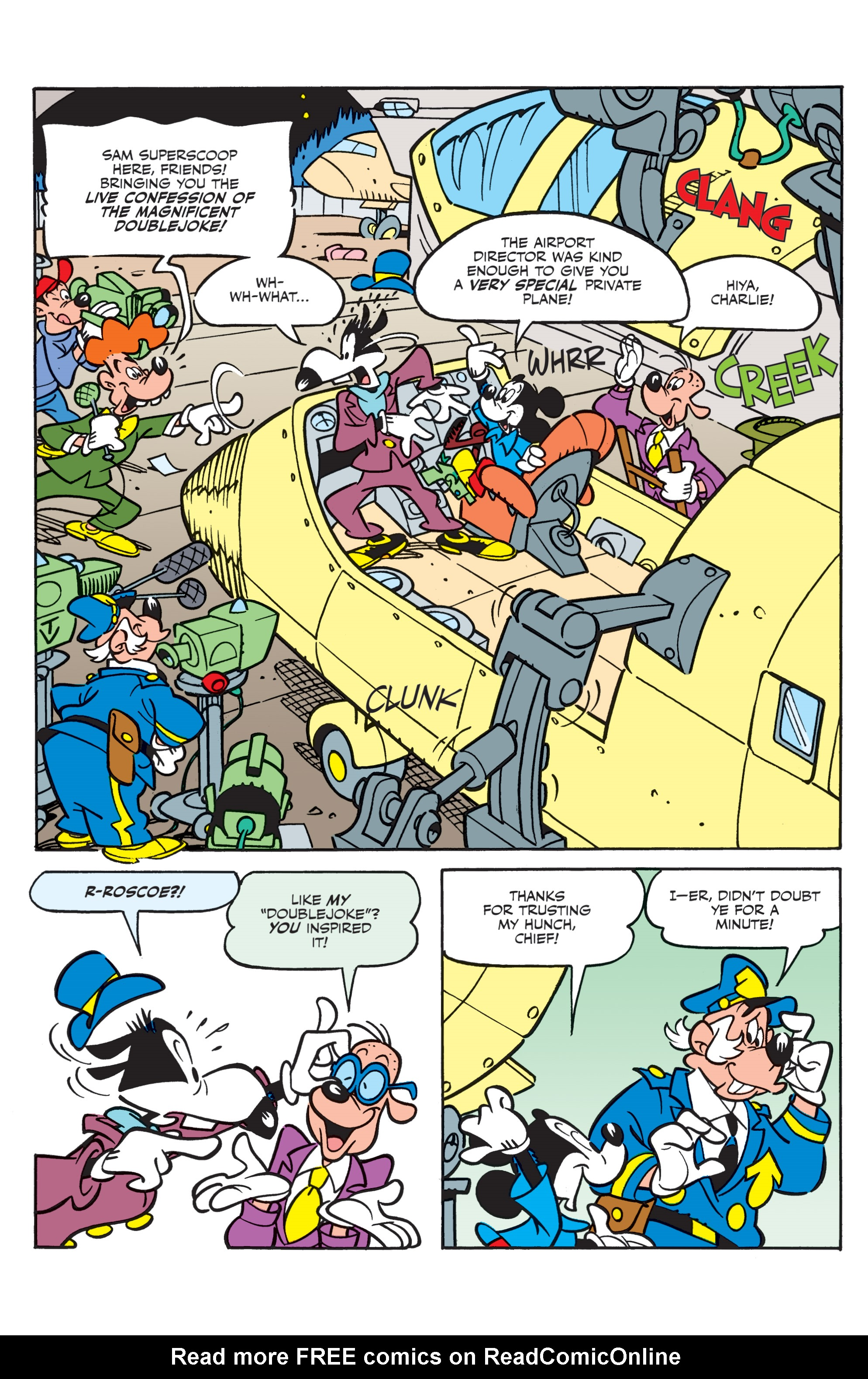 Read online Mickey Mouse (2015) comic -  Issue #20 - 17