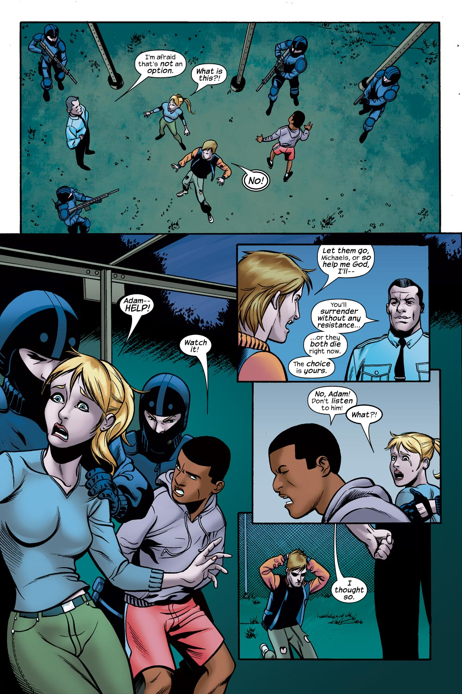 Read online Machine Teen comic -  Issue #4 - 22