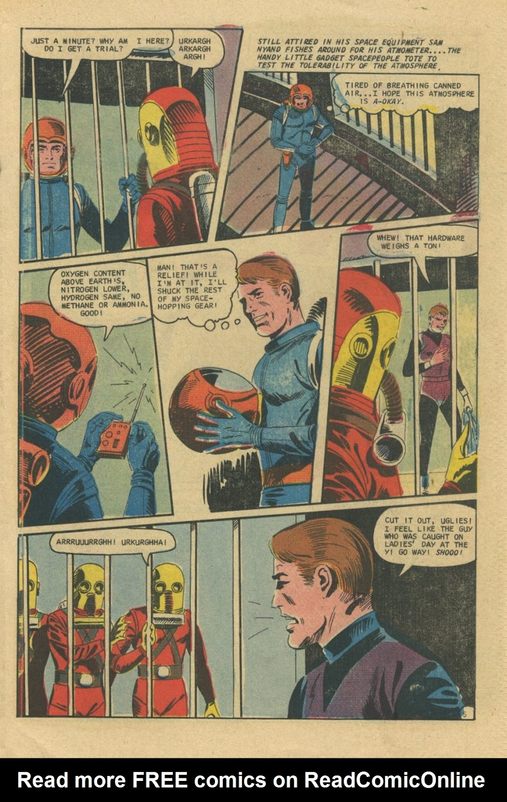Space Adventures (1968) issue 8 - Page 19