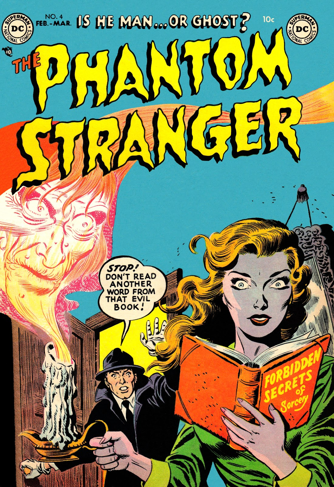 Phantom Stranger issue 4 - Page 1