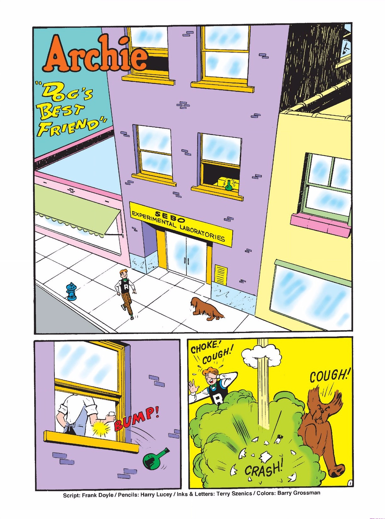 Read online Archie 1000 Page Comics Bonanza comic -  Issue #3 (Part 2) - 61
