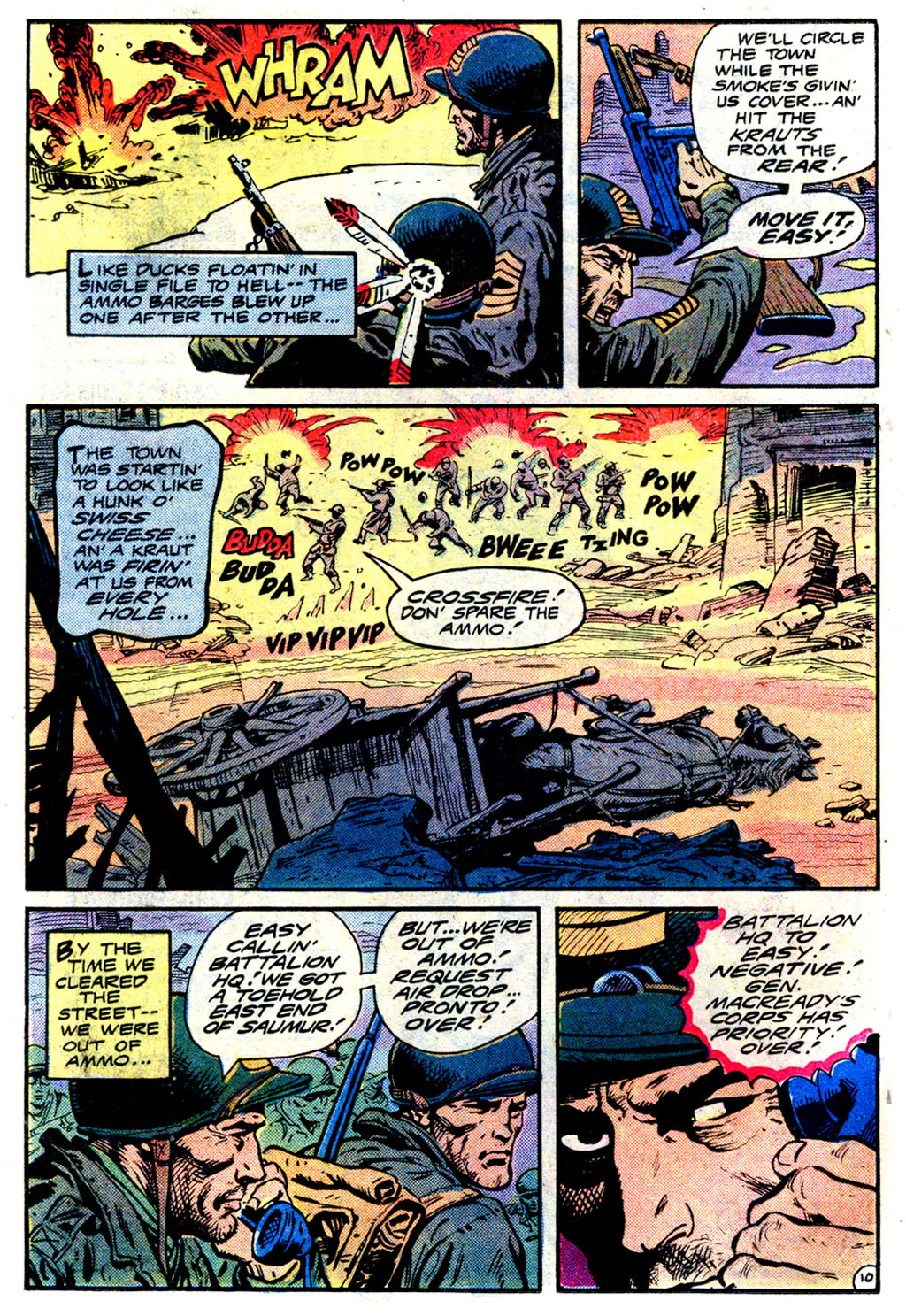 Sgt. Rock issue 360 - Page 10