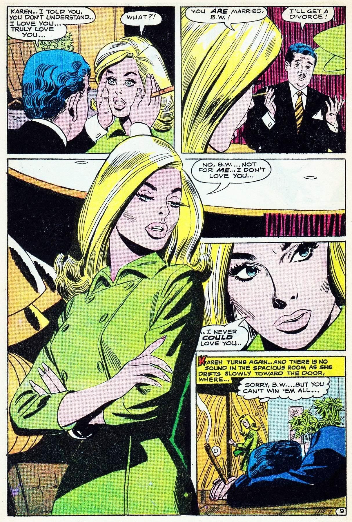 Read online Secret Hearts comic -  Issue #133 - 28