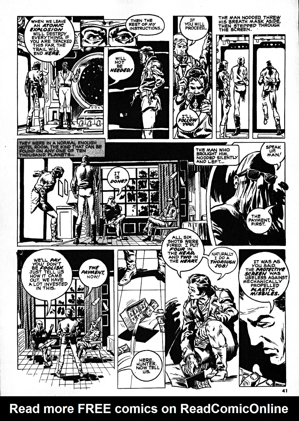 Scream (1973) issue 8 - Page 39