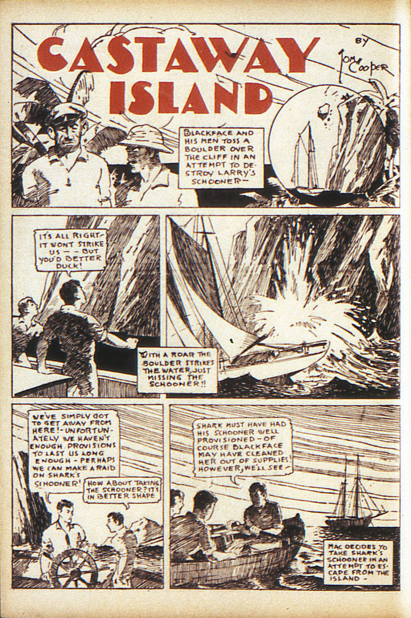 Read online Adventure Comics (1938) comic -  Issue #10 - 47