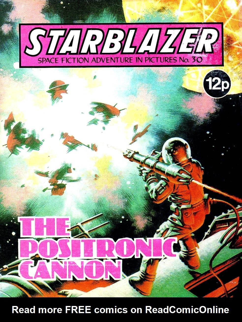 Starblazer issue 30 - Page 1