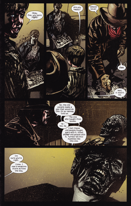 Read online Dark Tower: The Gunslinger - The Man in Black comic -  Issue #3 - 19
