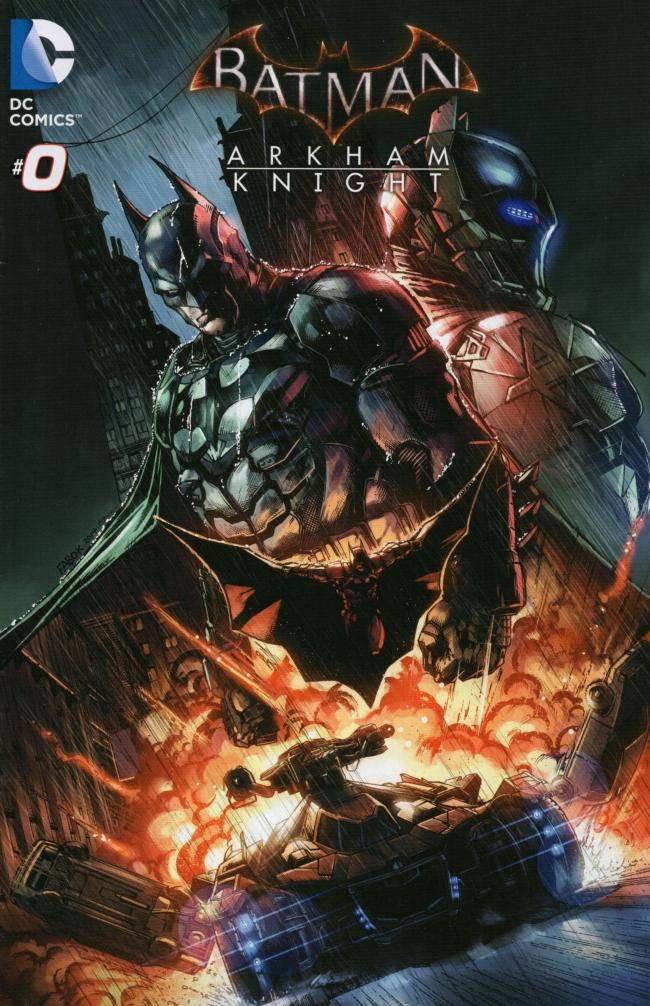 Batman: Arkham Knight [I] 0 Page 1