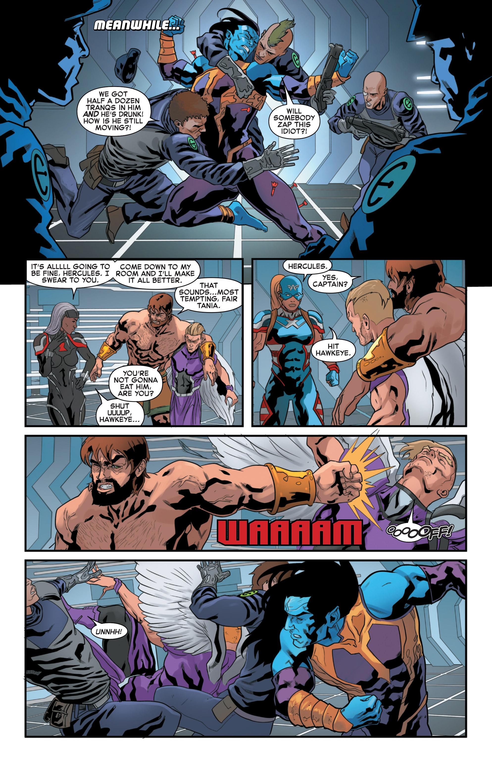 Read online Secret Wars 2099 comic -  Issue #4 - 9