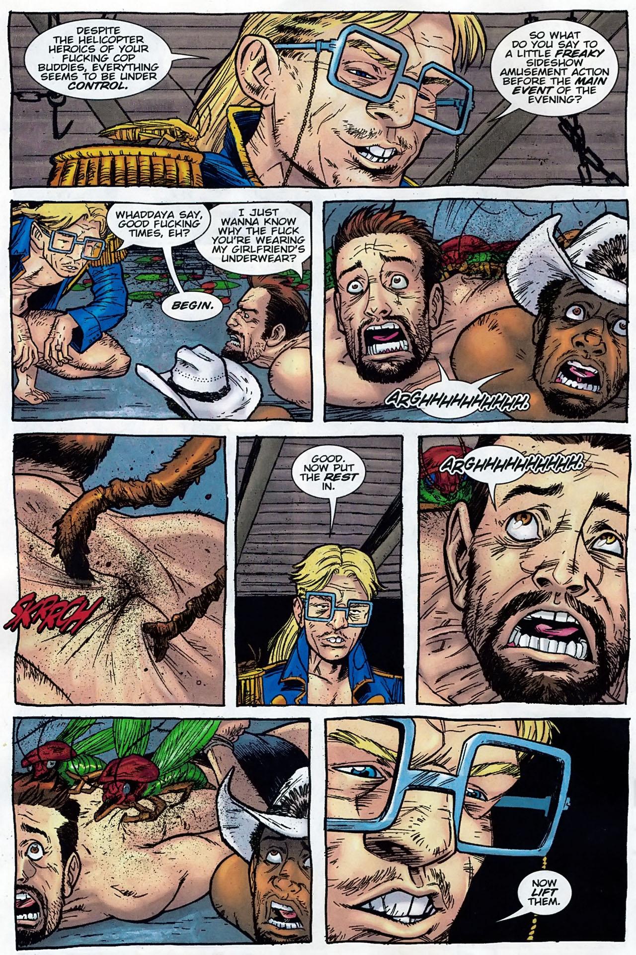 Read online The Exterminators comic -  Issue #30 - 9