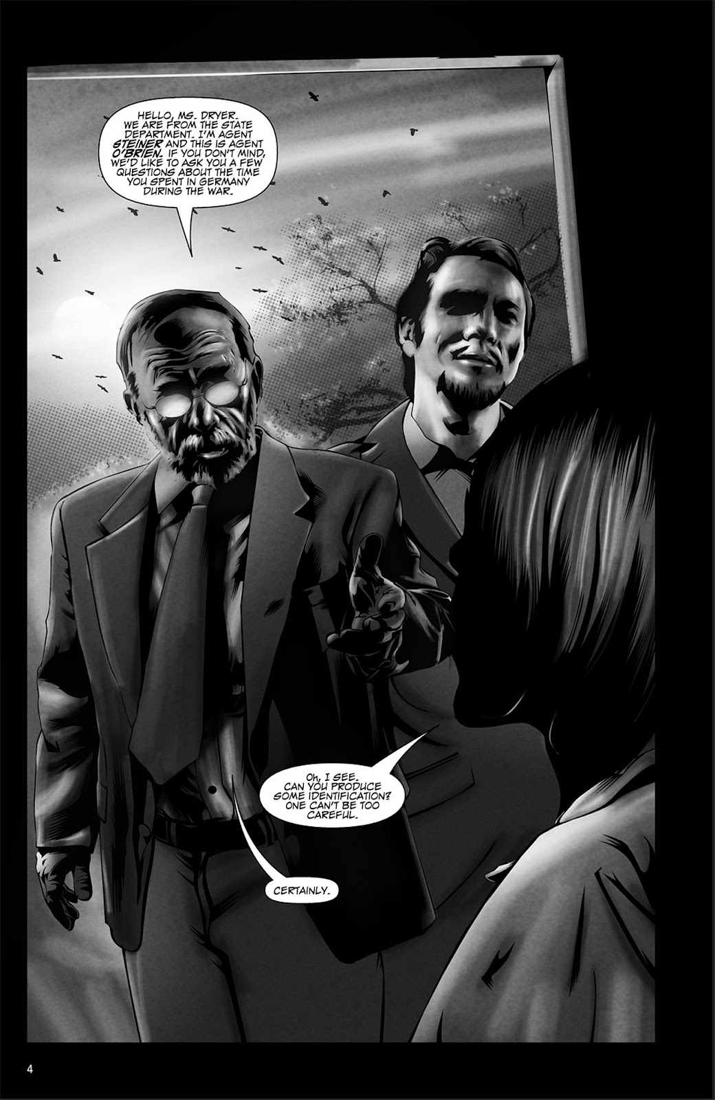 Creepy (2009) Issue #3 #3 - English 6