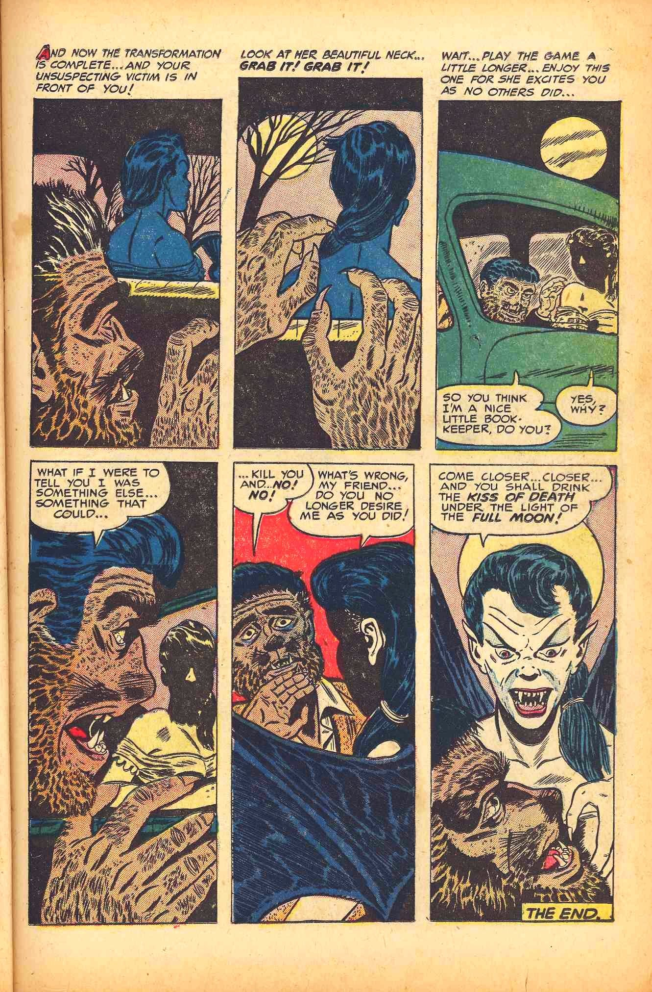 Weird Mysteries (1952) issue 6 - Page 13