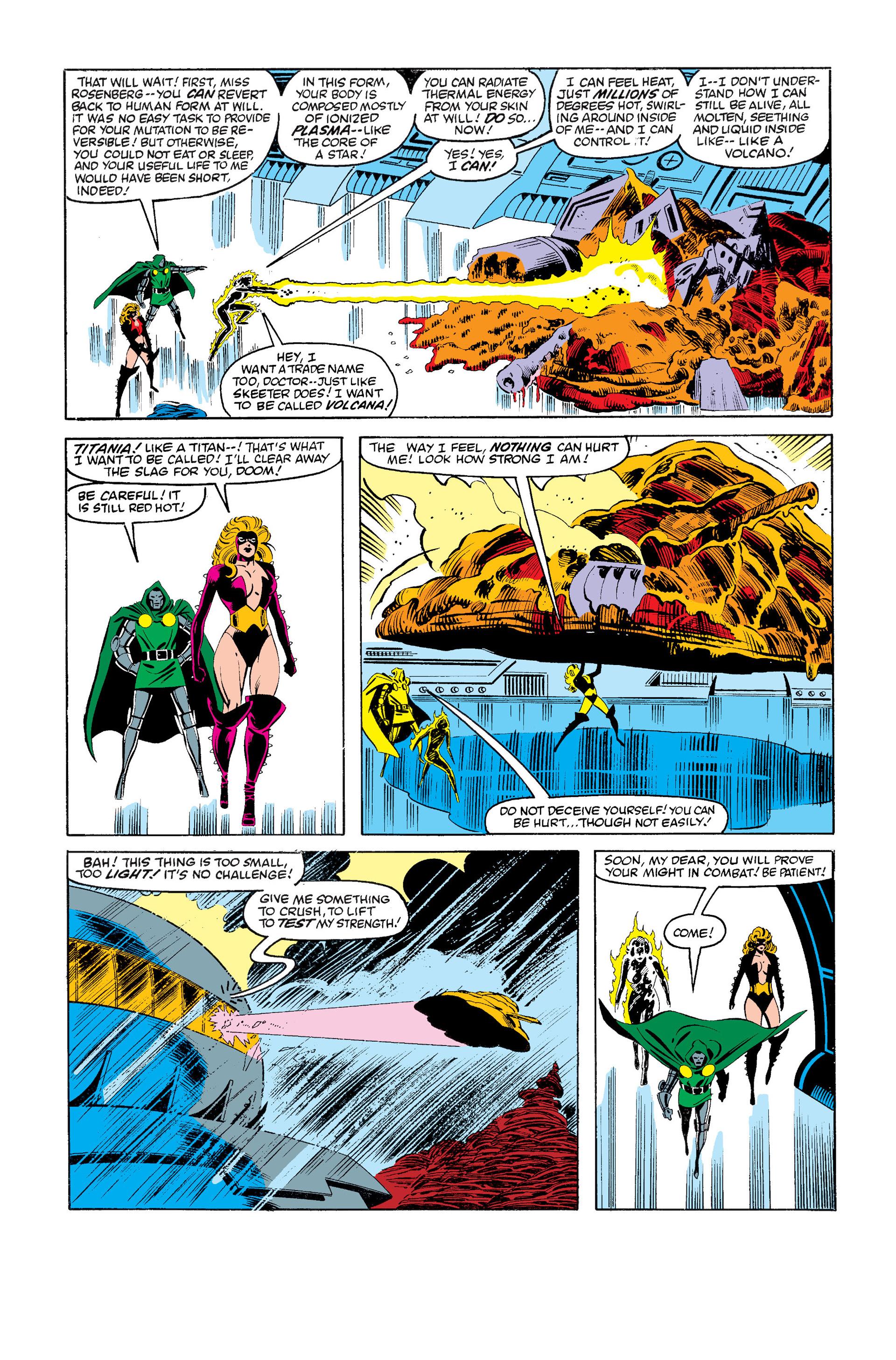 Read online Secret Wars (1985) comic -  Issue #3 - 17
