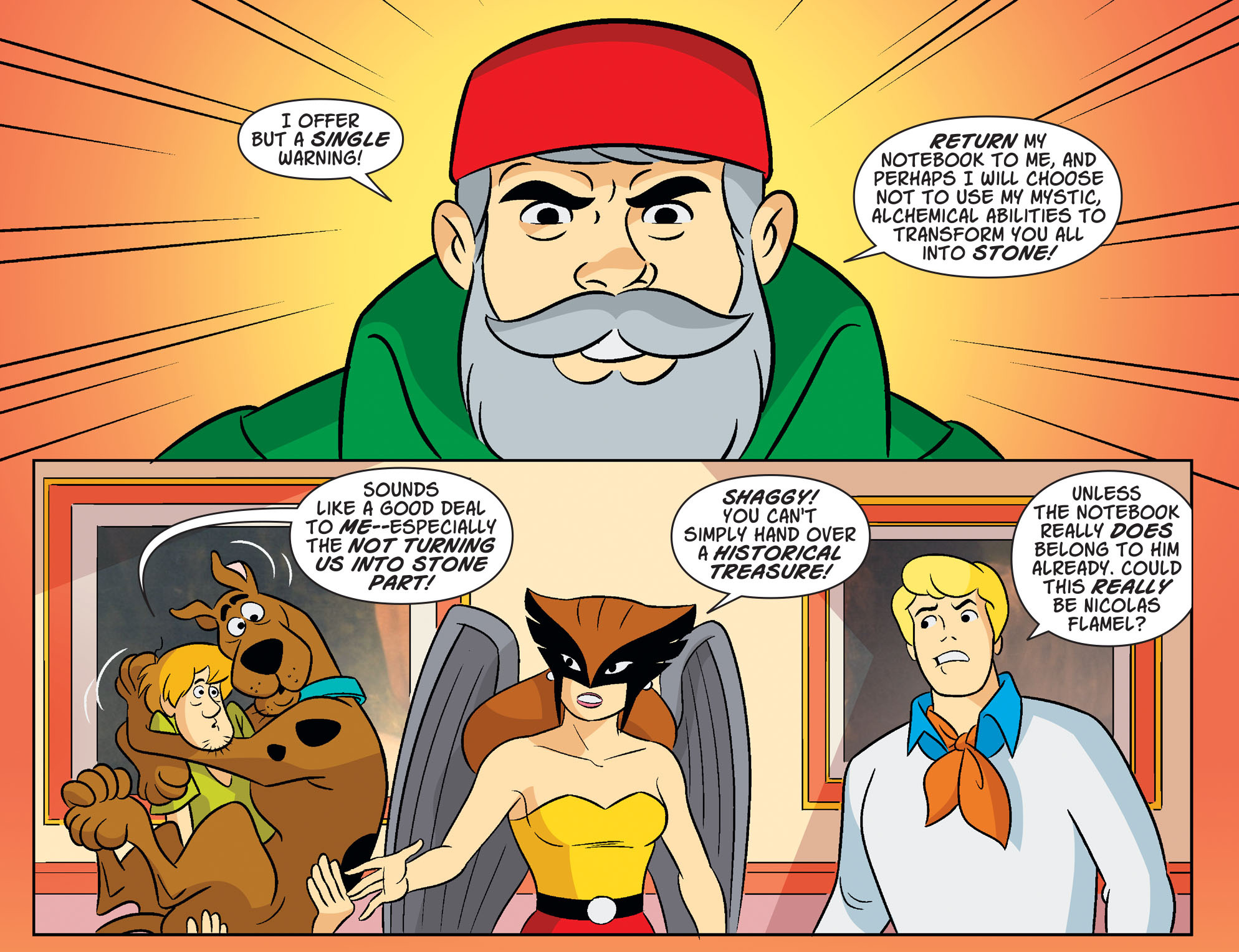 Read online Scooby-Doo! Team-Up comic -  Issue #33 - 20