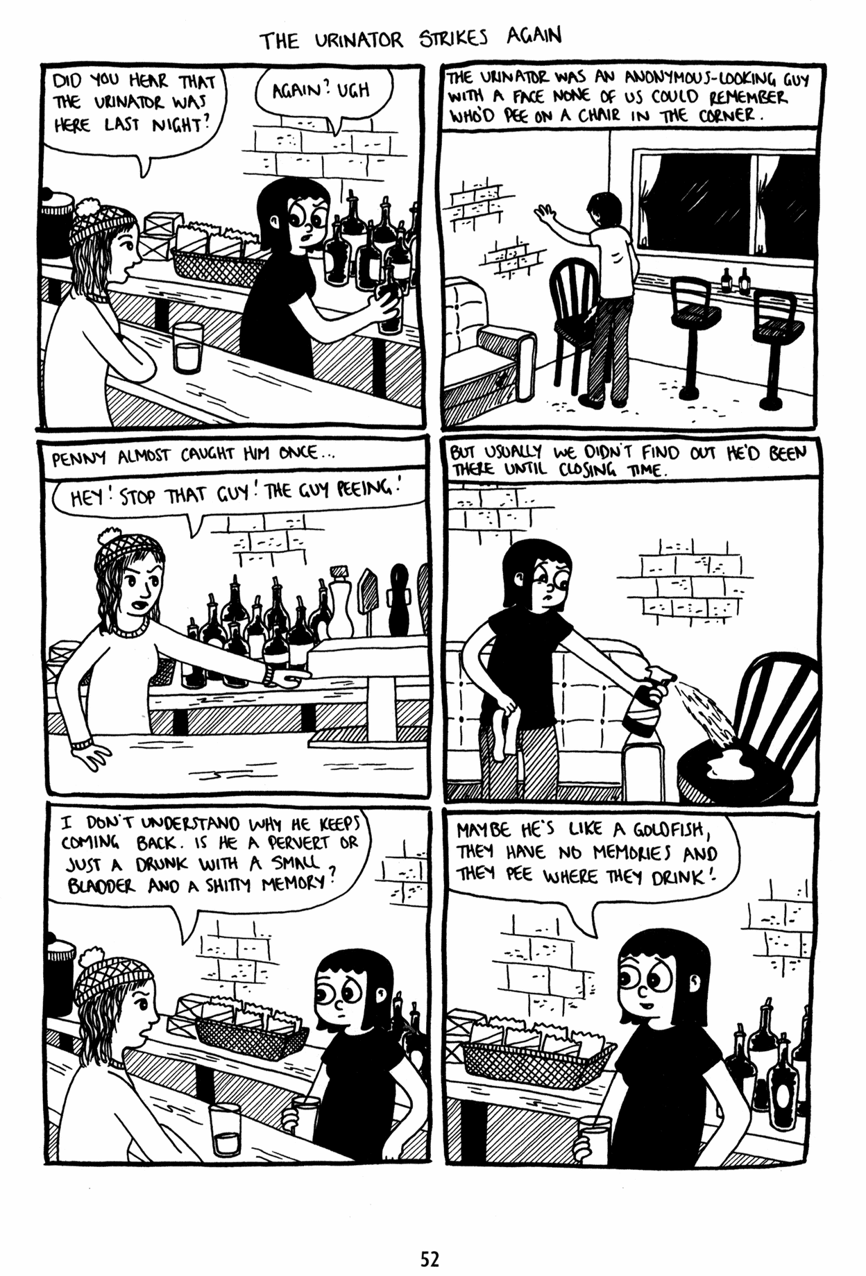 Read online Drinking at the Movies comic -  Issue # Full - 54