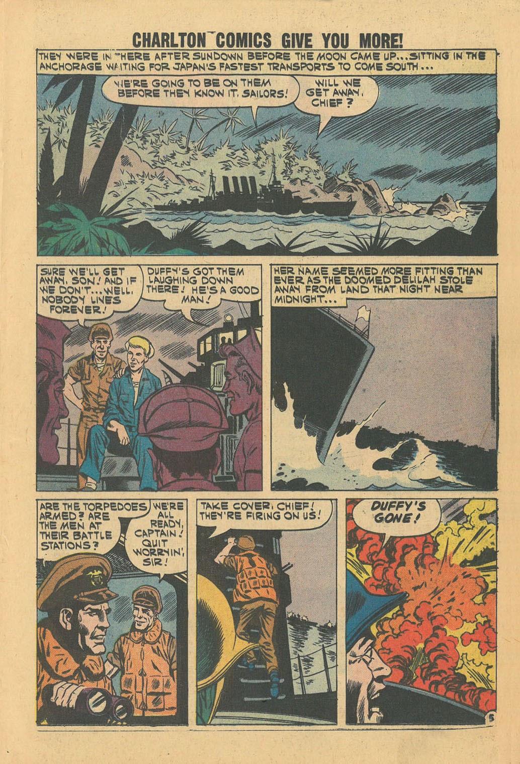 Read online Fightin' Navy comic -  Issue #100 - 17