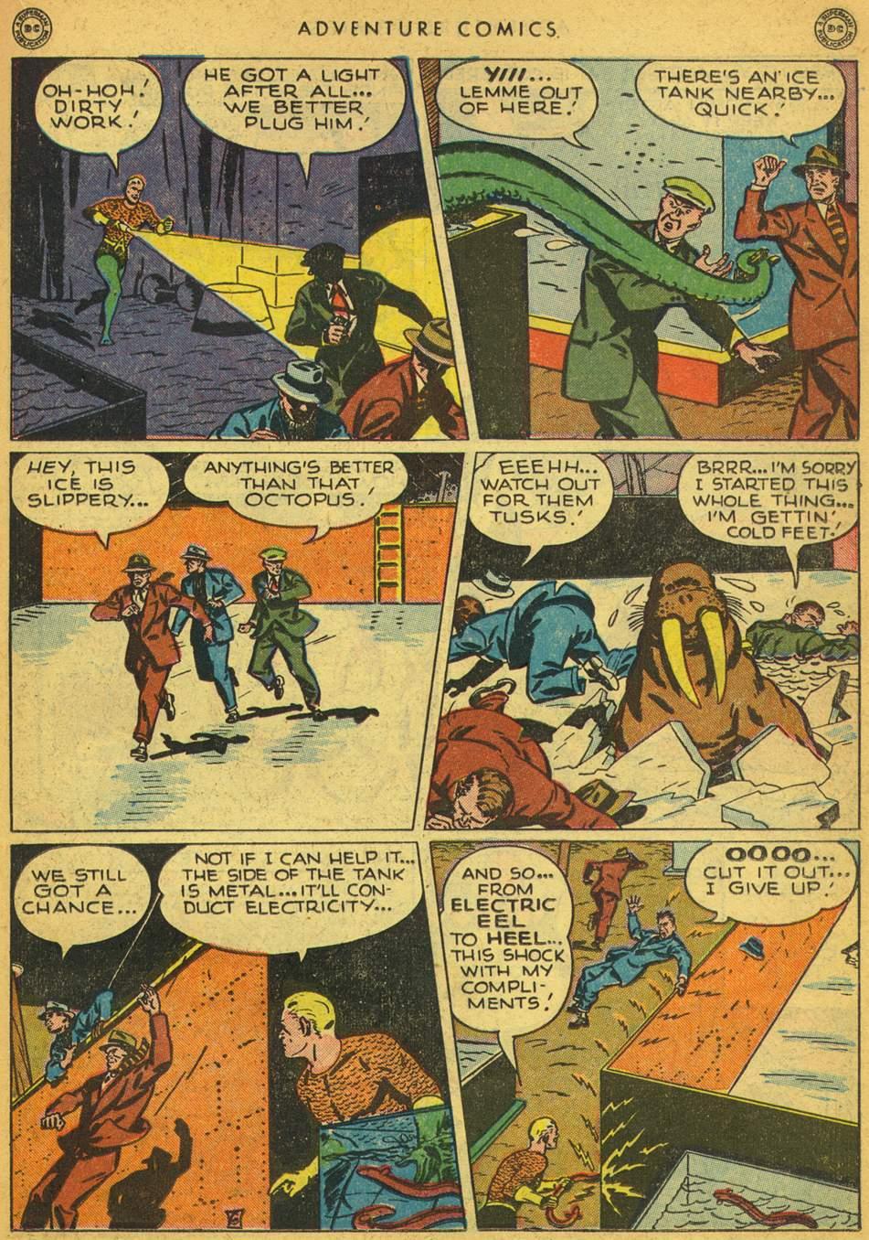 Read online Adventure Comics (1938) comic -  Issue #128 - 31