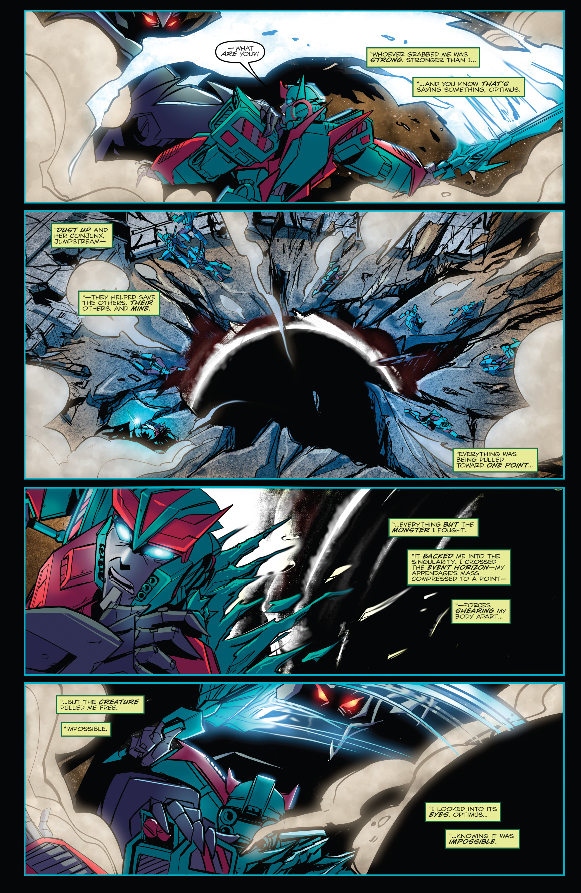 Read online Transformers Annual comic -  Issue # Full - 29