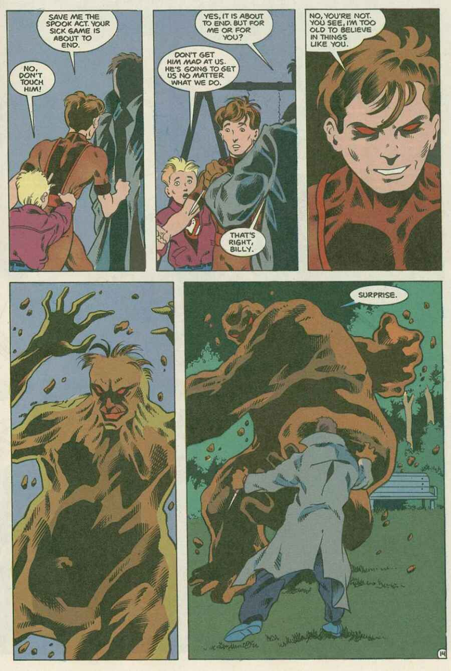 Elementals (1984) issue Special 1 - Page 17